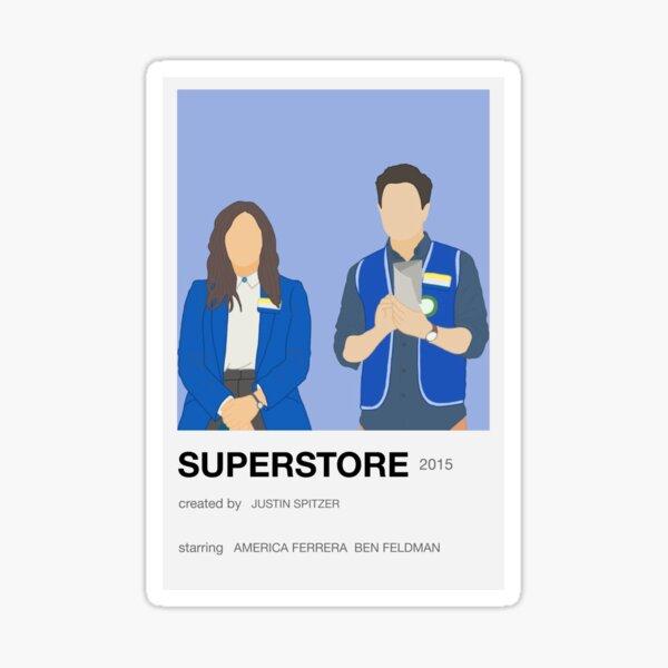 Minimalist Superstore Pantone Sticker