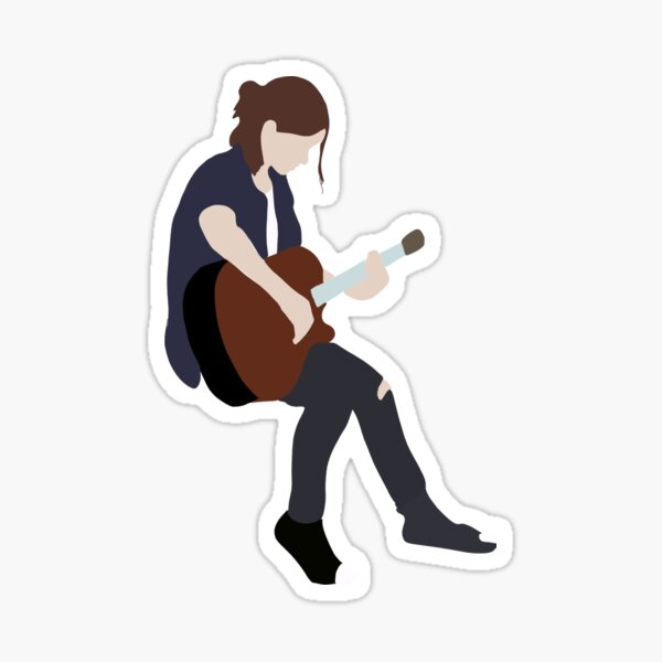 Ellie tlou Sticker