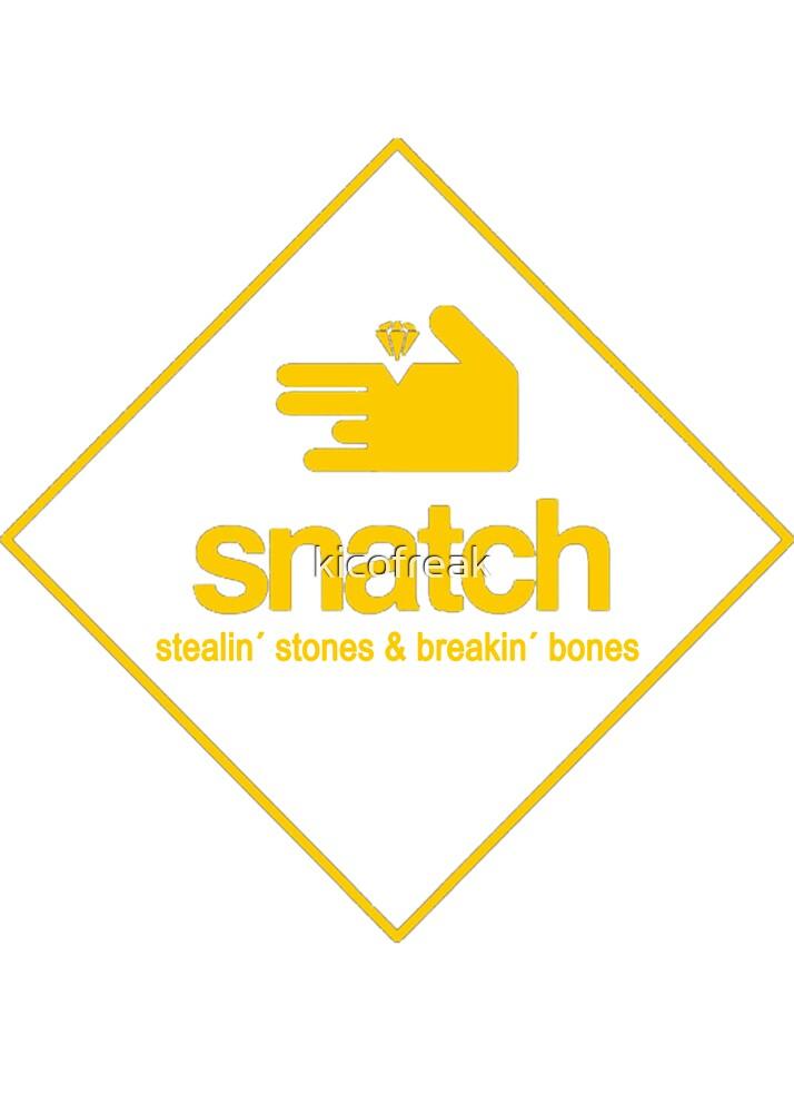 Snatch by kicofreak