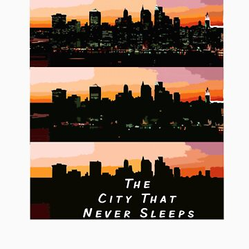 The city that never sleeps by 07penakd