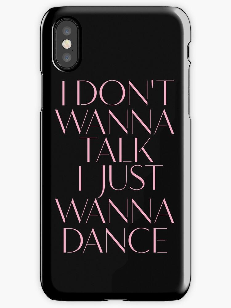 Girls Aloud - I Don't Wanna Talk I Just Wanna Dance - Pink lyrics  by Hrern1313