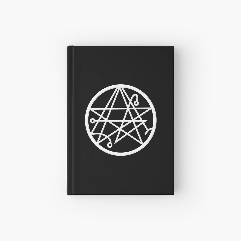 Sigil of the Gateway Hardcover Journal