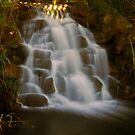 My First Smooth Waterfall Shot! by Sarah Williams