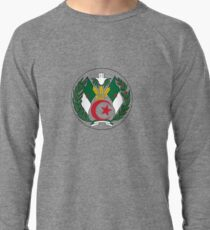 Coat of Arms of Algeria Lightweight Sweatshirt