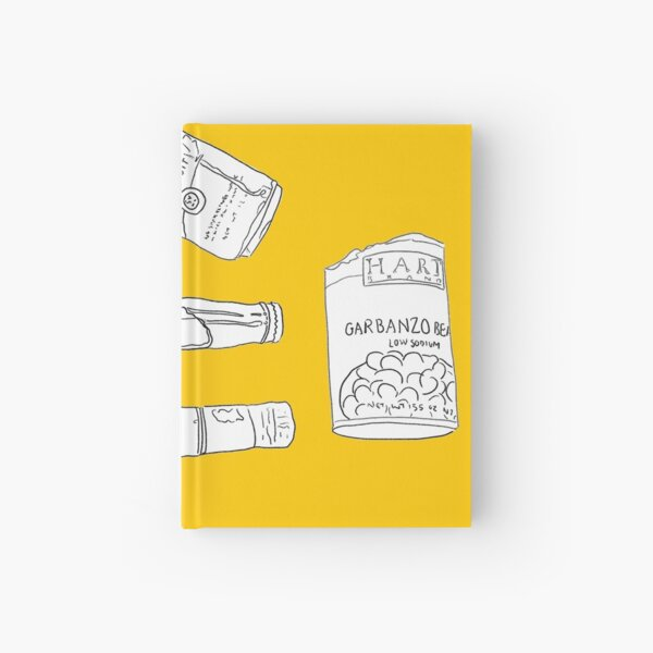 ACAB (linework only) Hardcover Journal