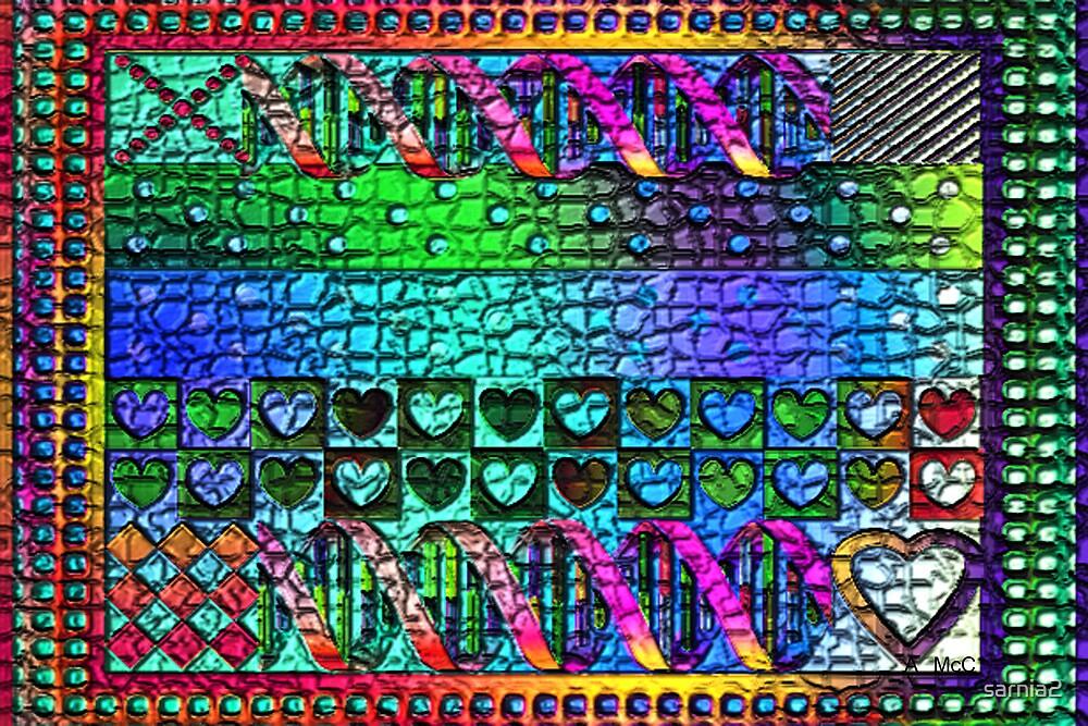 Hearts & DNA by sarnia2