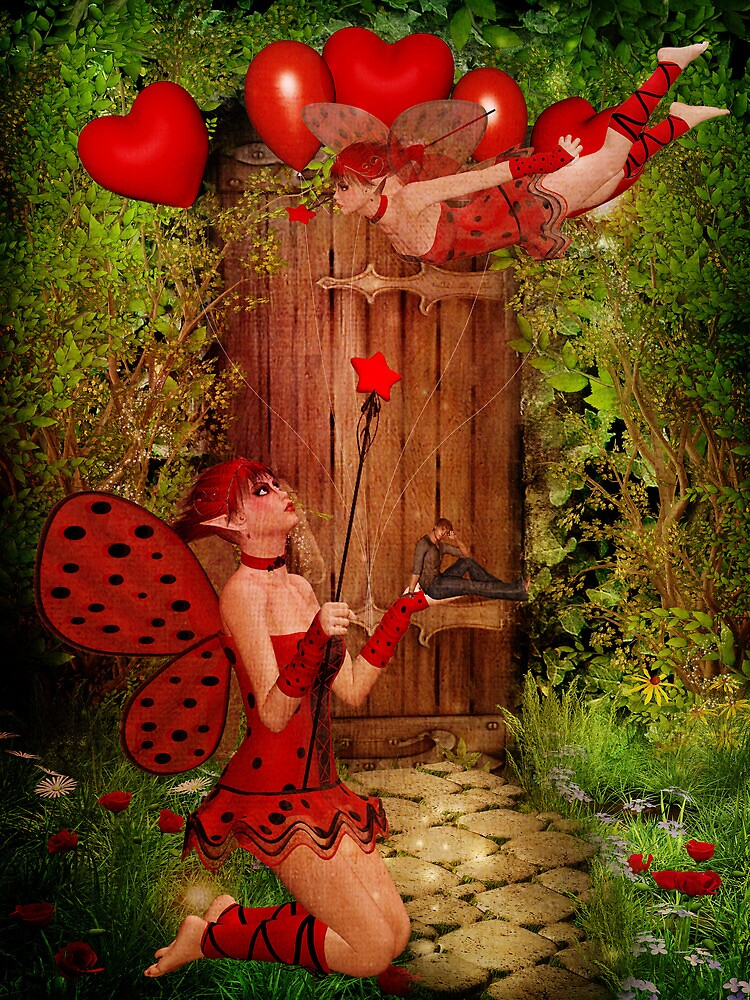 Love and Magic by Pamela Phelps