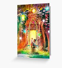 Butterfly Ball - True Love Greeting Card
