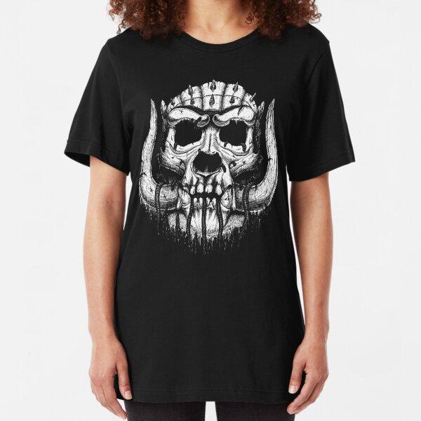 Metalhead Slim Fit T-Shirt