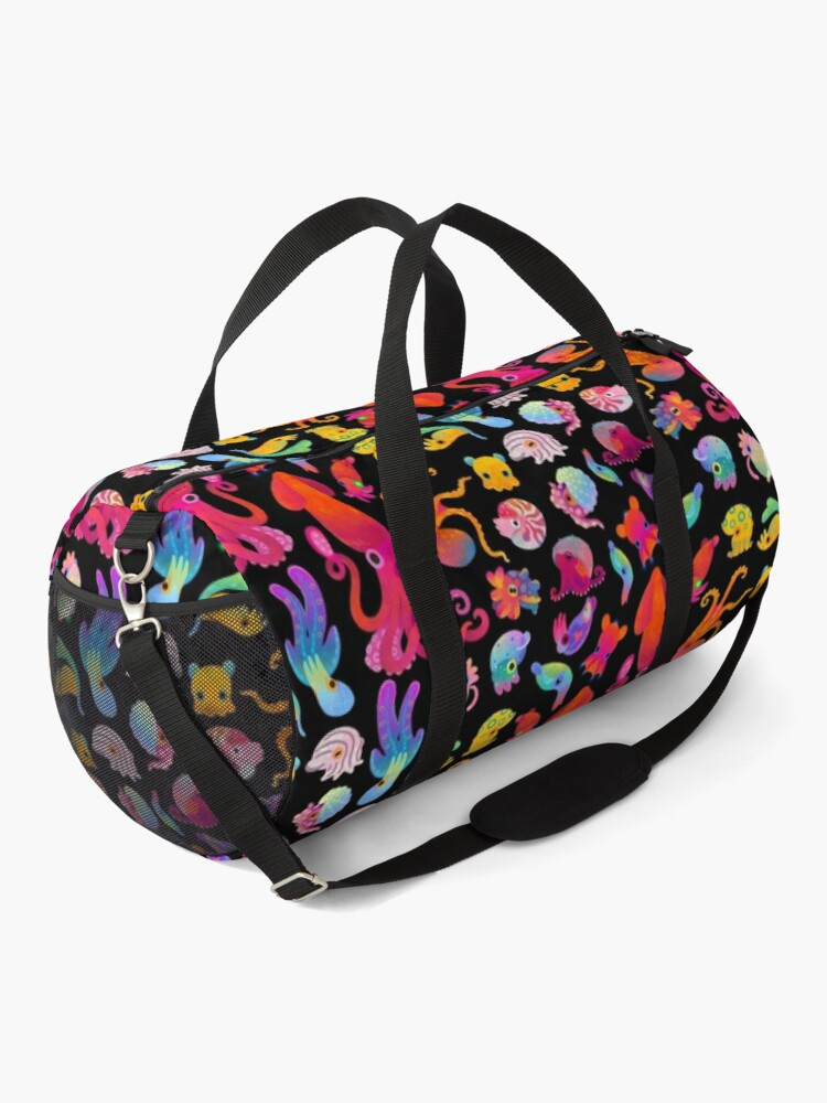 Alternate view of Cephalopod Duffle Bag