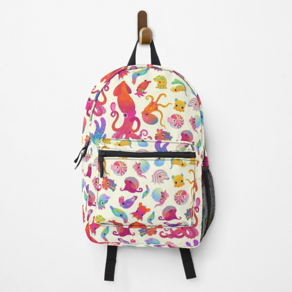 Cephalopod - pastel Backpack