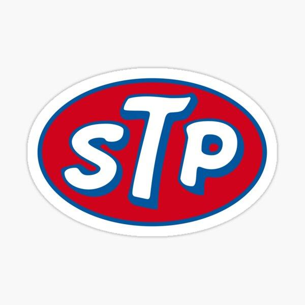 STP CLASSIC LOGO Sticker