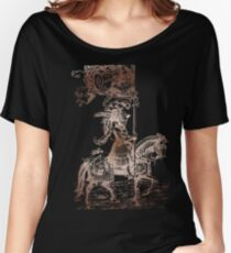 Knight in Shining Armor Women's Relaxed Fit T-Shirt