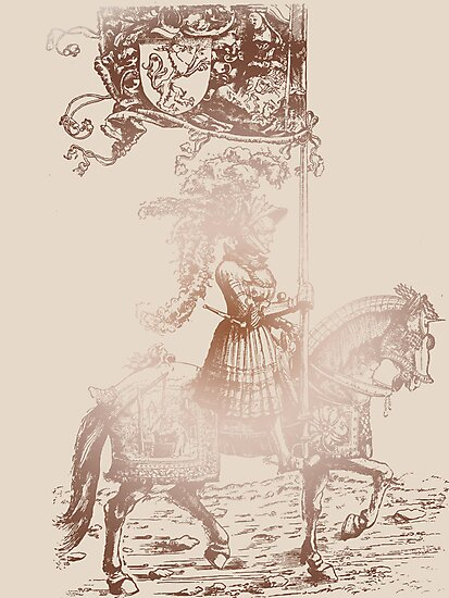 Knight in Shining Armor by Archpress