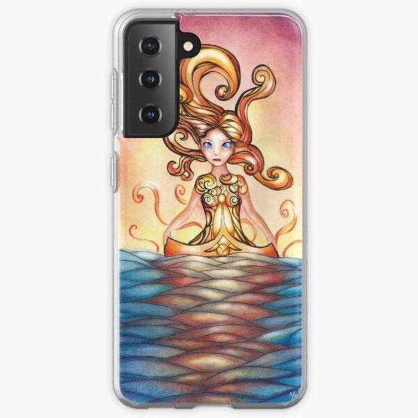 Sun Goddess Samsung Galaxy Soft Case