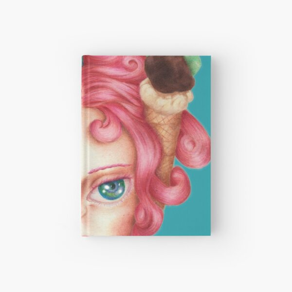 Sweets Hardcover Journal