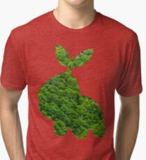 Turtwig used Synthesis Tri-blend T-Shirt