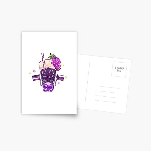 Ace / Demi cocktail Postcard