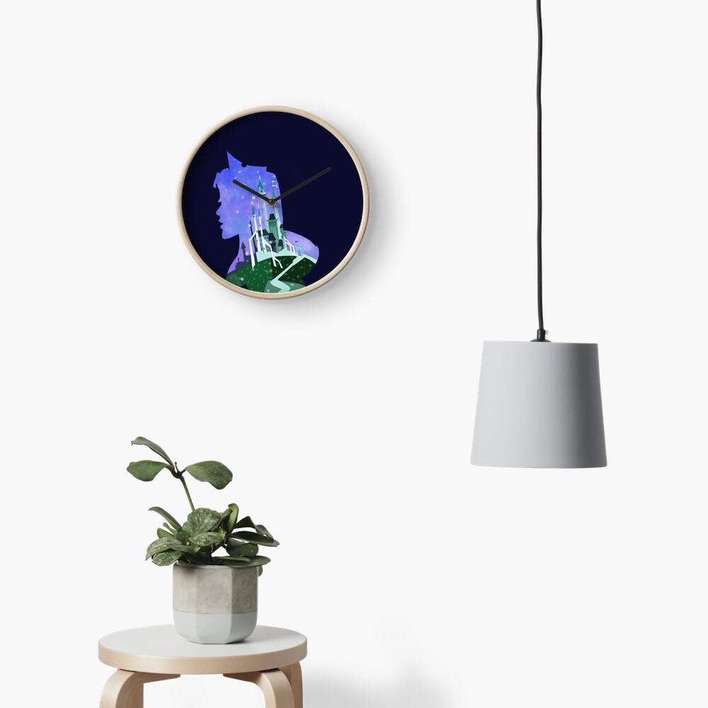 Sleeping beauty  Clock
