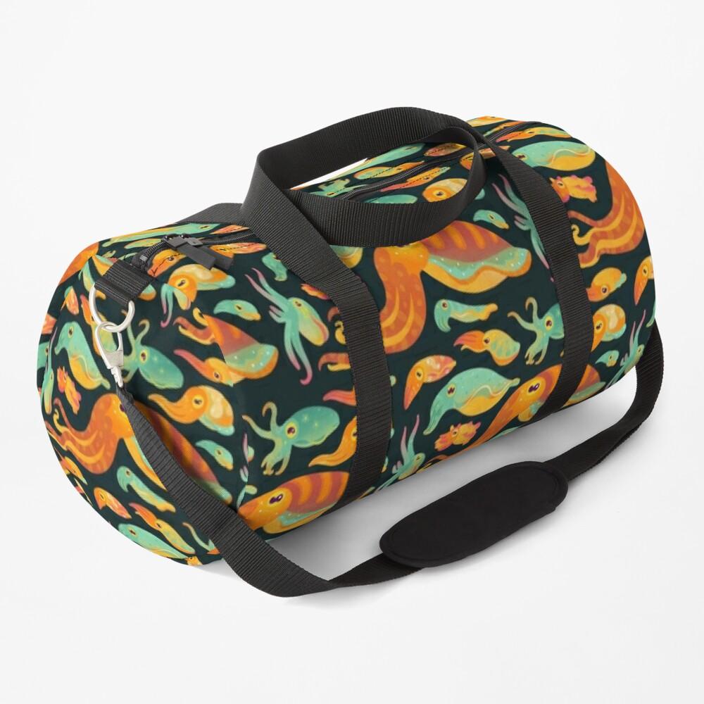 Cuttlefish - dark Duffle Bag