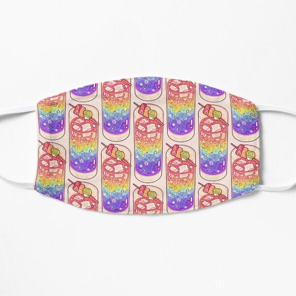 Rainbow cocktail Maske