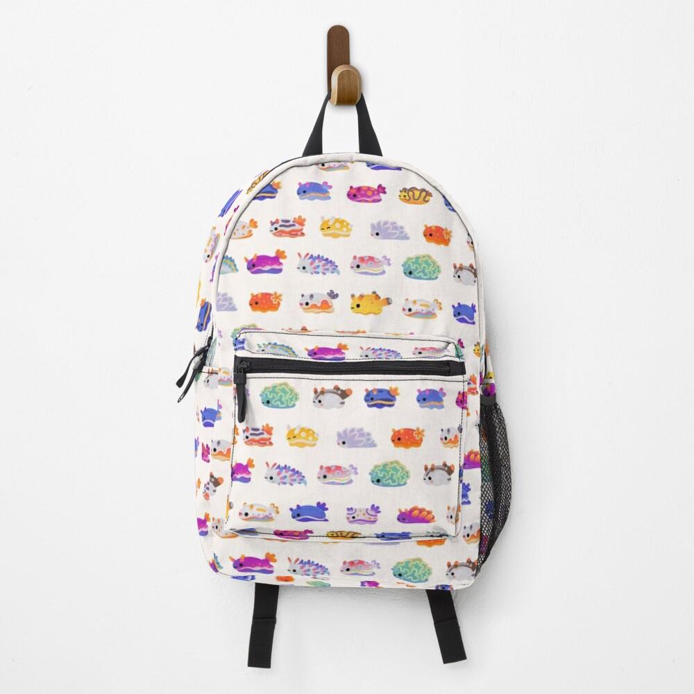 Sea Slug Day - bright Backpack
