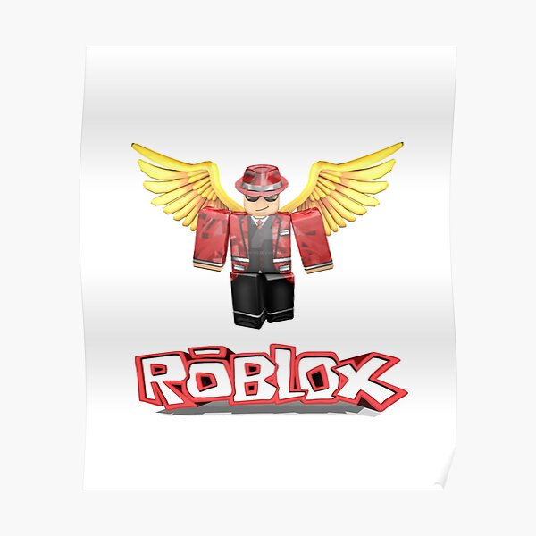 Roblox Thrasher Template How Get Robux On Roblox For Free Roblox Template Posters Redbubble