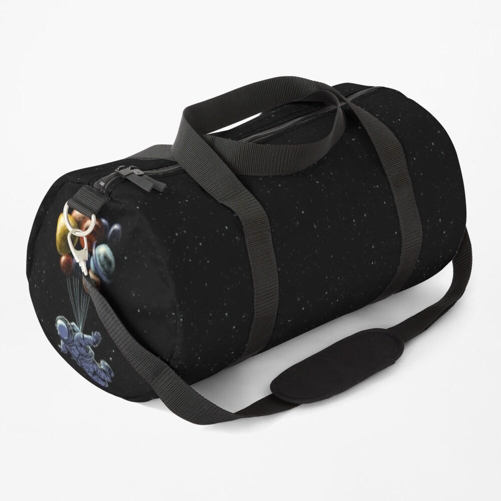 Space Travel Duffle Bag