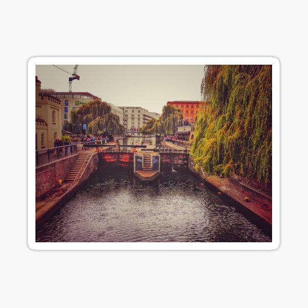 Camden London Sticker