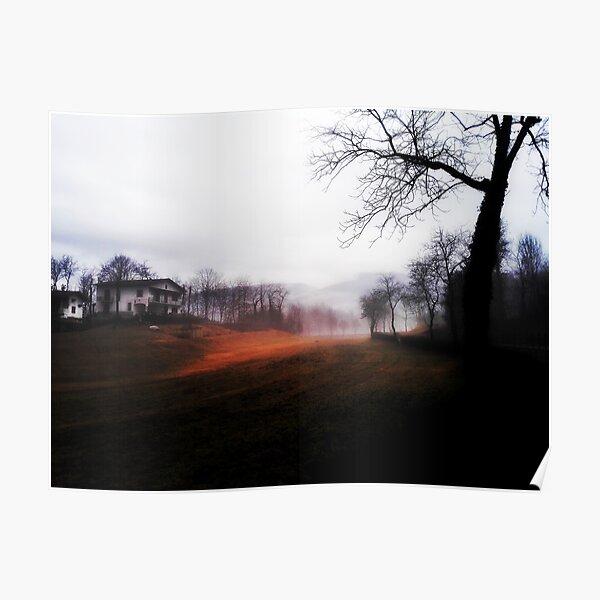 Fog Isolation Poster