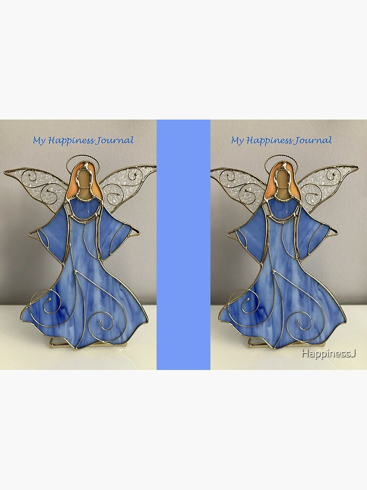 Happiness Journal Decorative Angel by HappinessJ