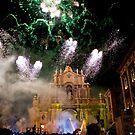 I fuochi del 3 febbraio 2013 - Festa di S. Agata, Catania by Andrea Rapisarda