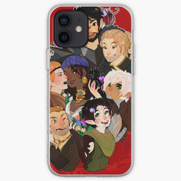 Dragonn Age 2 Champions iPhone Soft Case