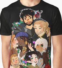Dragonn Age 2 Champions Graphic T-Shirt