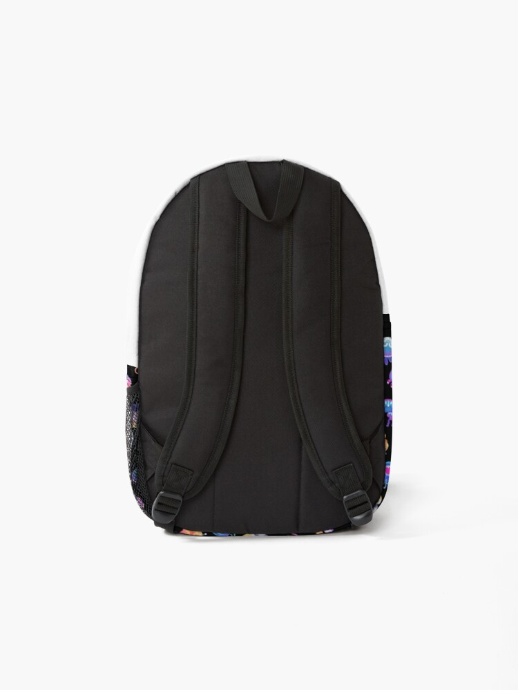 Alternate view of Jellyfish Day Backpack