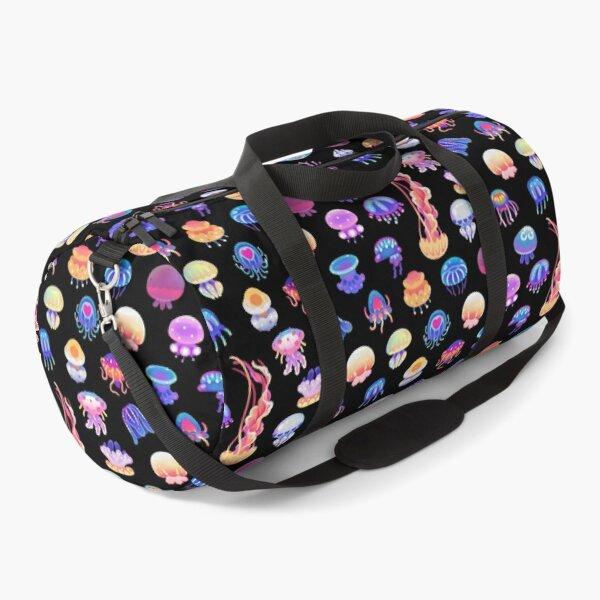 Jellyfish Day Duffle Bag