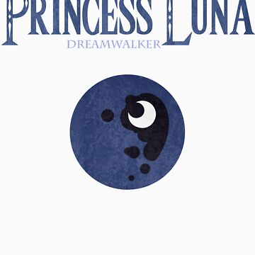 Legend of Princess Luna by Aryon86