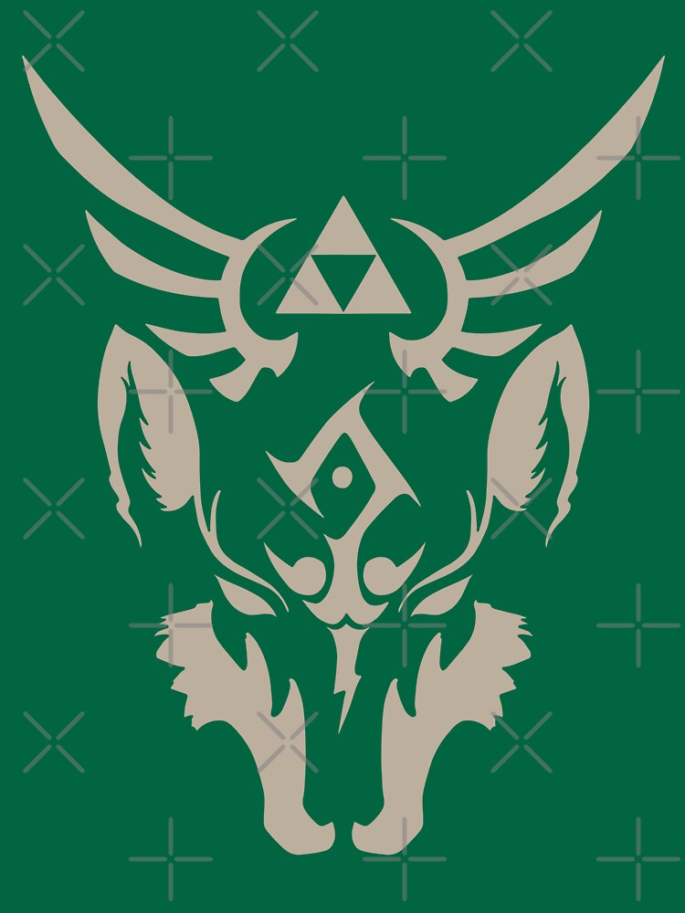 Wolf Link Blue Eyed Beast | Unisex T-Shirt