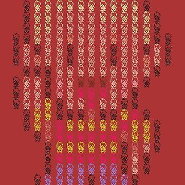 Lots of Lucas by fuzzynegi