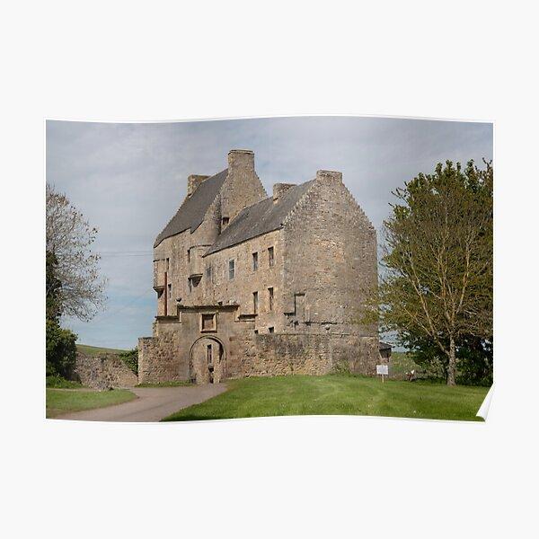 Midhope Castle , Edinburgh 2411 Poster