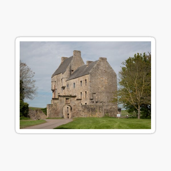 Midhope Castle , Edinburgh 2411 Sticker