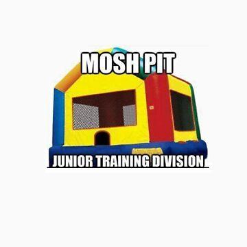 Junior mosh pit by cactus80