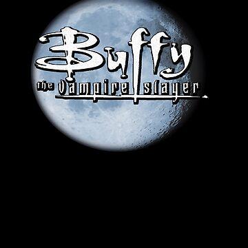 Buffy logo by LostKittenClub