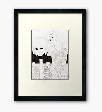 Affair Framed Print