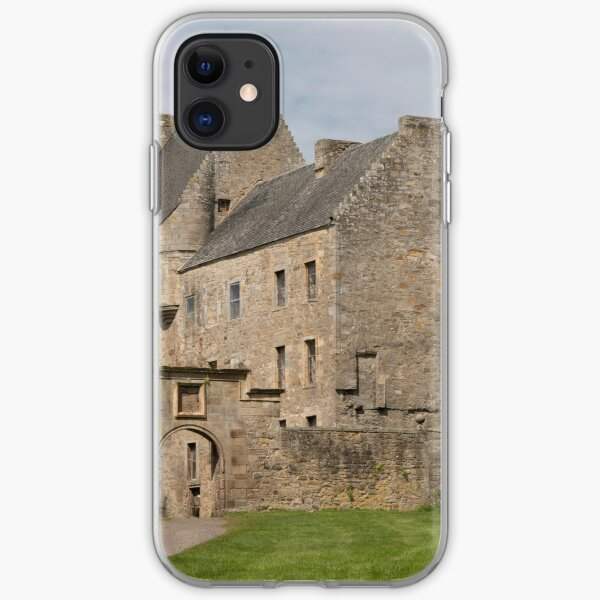 Midhope Castle , Edinburgh 2411 iPhone Soft Case