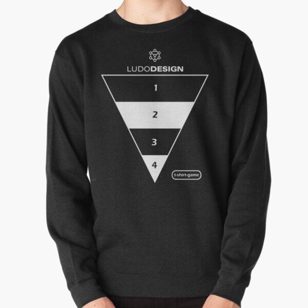 T-shirt Game 08 Pullover Sweatshirt