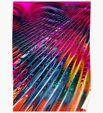 Abstract multiple everything Poster