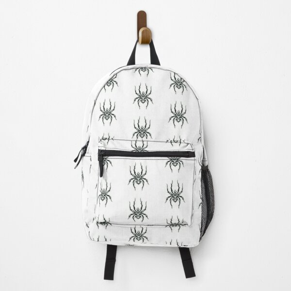 Black spider Backpack