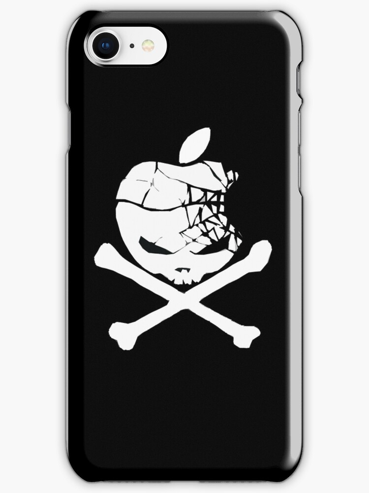 Apple Pirate by cozmic