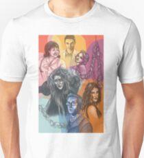 Contemporary Musical Portraits Unisex T-Shirt